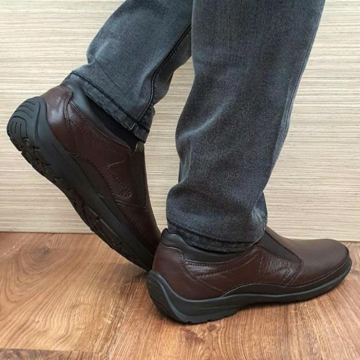 Pantofi Casual Barbati Piele Naturala Maro Anastasis B00058 3