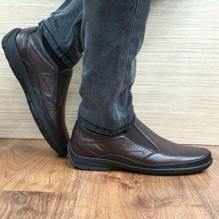 Pantofi Casual Barbati Piele Naturala Maro Anastasis B00058 0