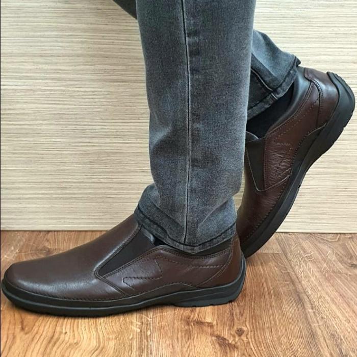 Pantofi Casual Barbati Piele Naturala Maro Anastasis B00058 1