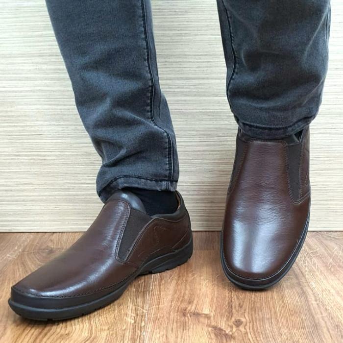 Pantofi Casual Barbati Piele Naturala Maro Anastasis B00058 2