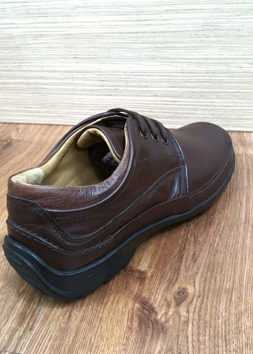 Pantofi Barbati Casual Piele Naturala Maro Iacob B00060 6