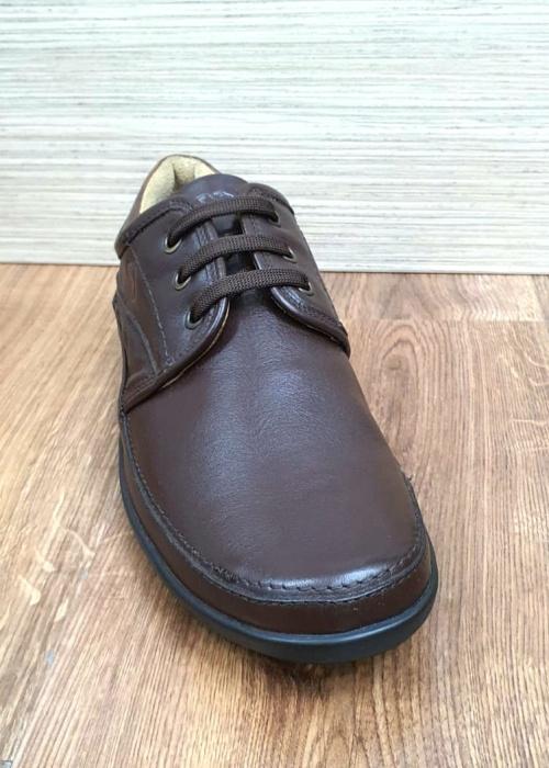 Pantofi Barbati Casual Piele Naturala Maro Iacob B00060 5
