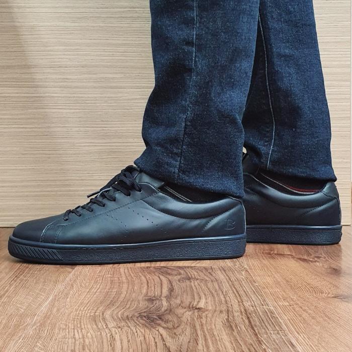 Pantofi Barbati Casual Piele Naturala Bleumarin BIT Alan B00067 1
