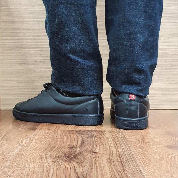 Pantofi Barbati Casual Piele Naturala Bleumarin BIT Alan B00067 3