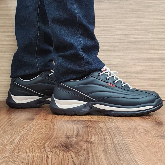 Pantofi Barbati Casual Piele Naturala Bleumarin BIT Beniamin B00074 0