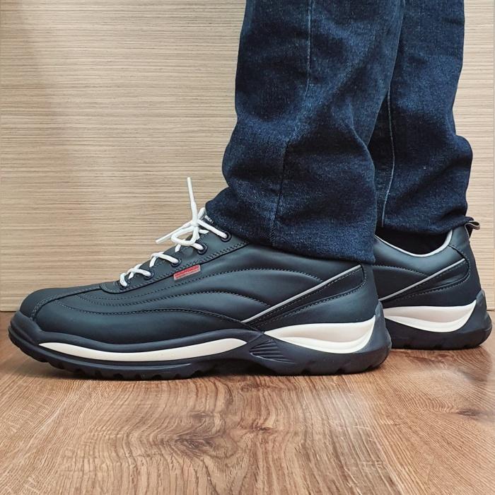 Pantofi Barbati Casual Piele Naturala Bleumarin BIT Beniamin B00074 1