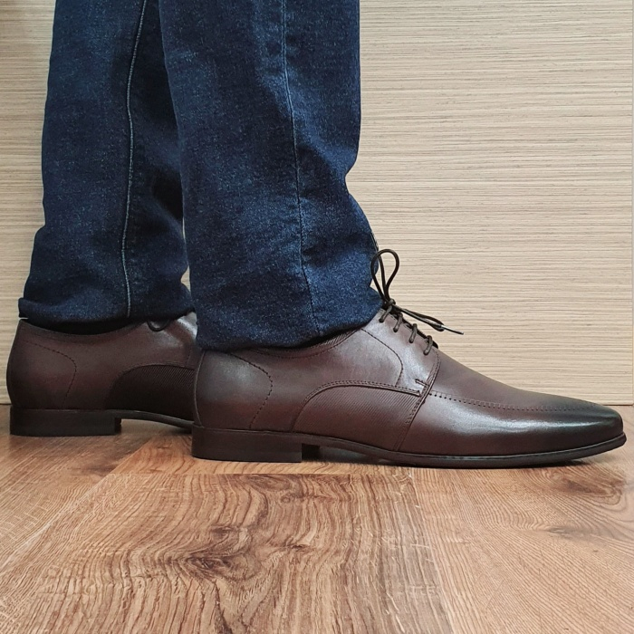 Pantofi Barbati Piele Naturala Maro Achim B00079 0