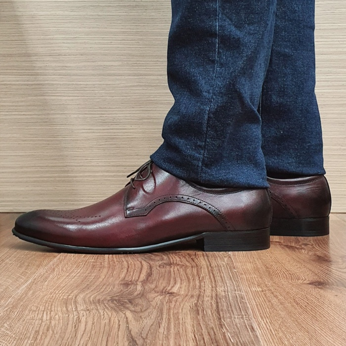 Pantofi Barbati Piele Naturala Grena Ioachim B00086 1