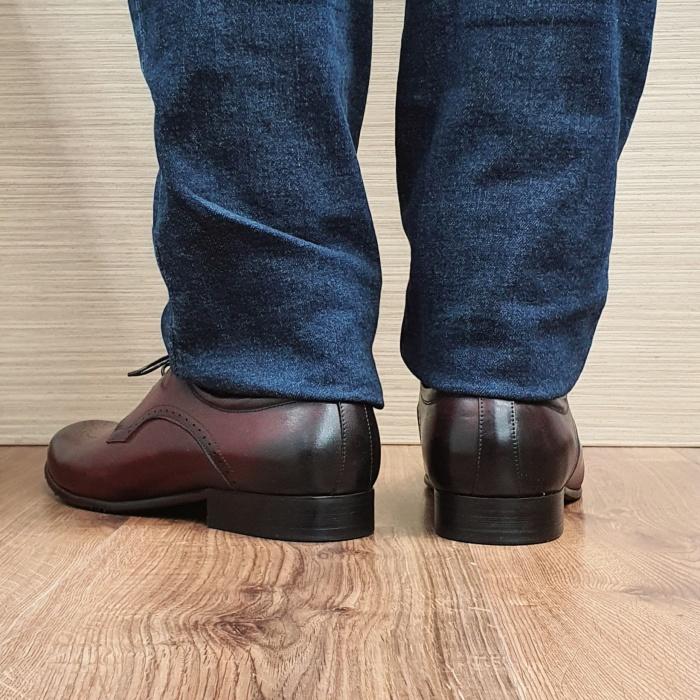Pantofi Barbati Piele Naturala Grena Ioachim B00086 3