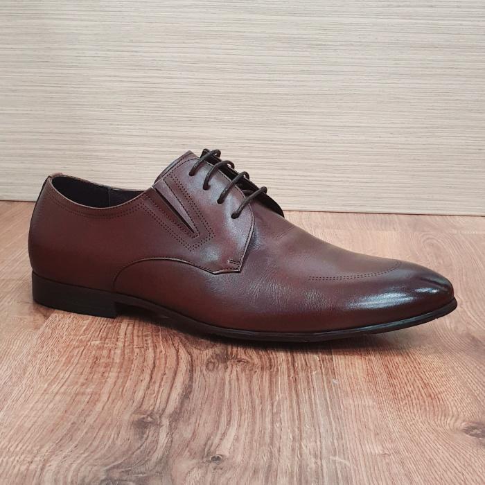 Pantofi Barbati Piele Naturala Maro Aristide B00089 4