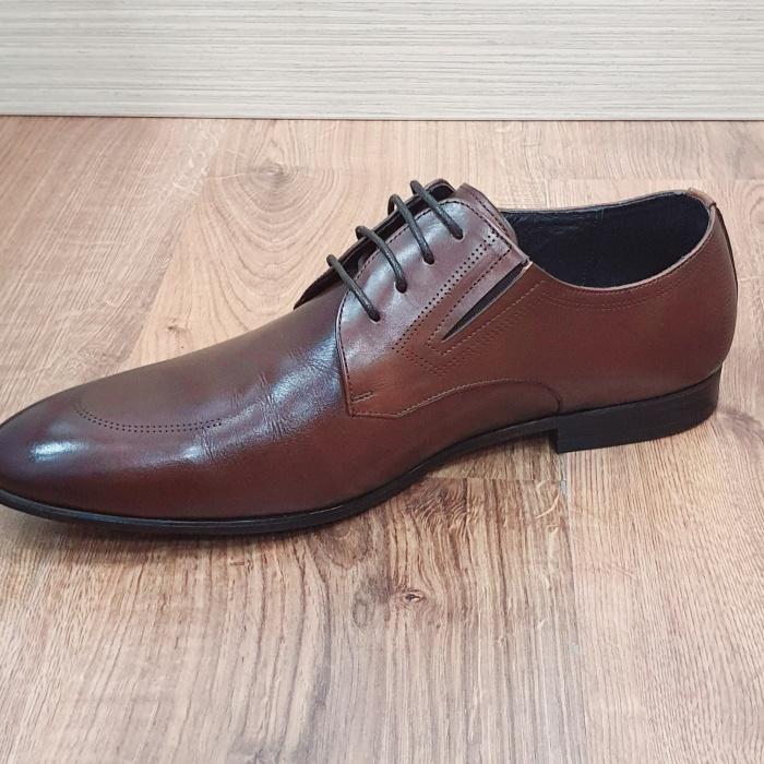 Pantofi Barbati Piele Naturala Maro Aristide B00089 6