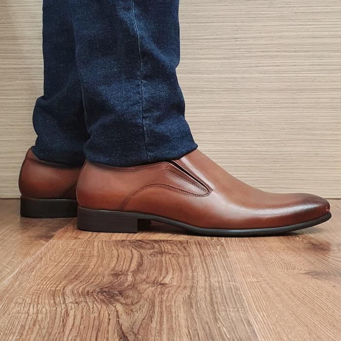 Pantofi Barbati Piele Naturala Maro Darian B00092 0