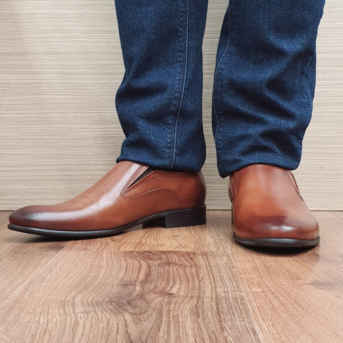 Pantofi Barbati Piele Naturala Maro Darian B00092 2