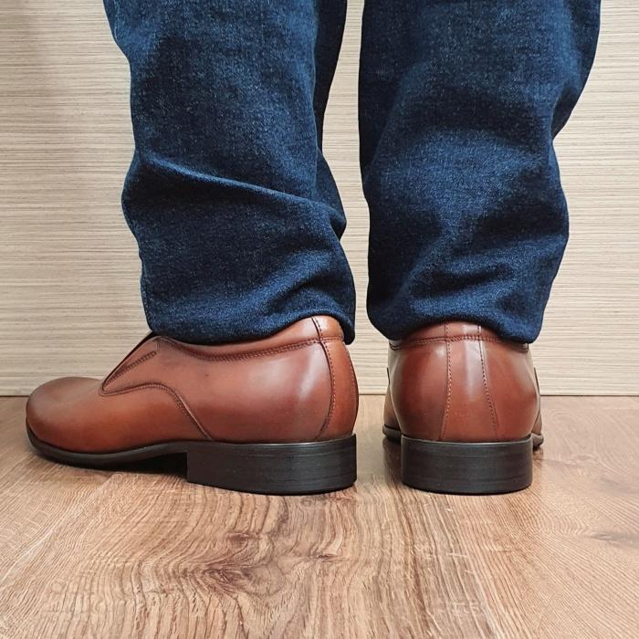 Pantofi Barbati Piele Naturala Maro Darian B00092 3