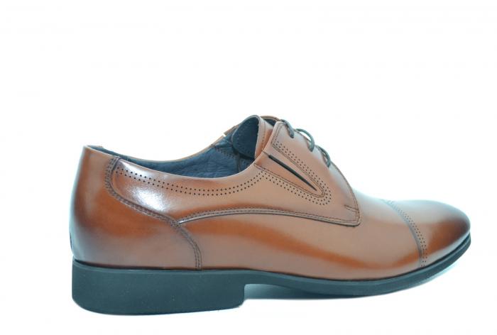 Pantofi Barbati Piele Naturala Maro Eliot B00049 3