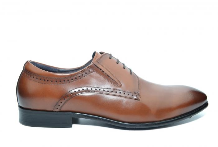 Pantofi Barbati Piele Naturala Maro Andrew B00025 0