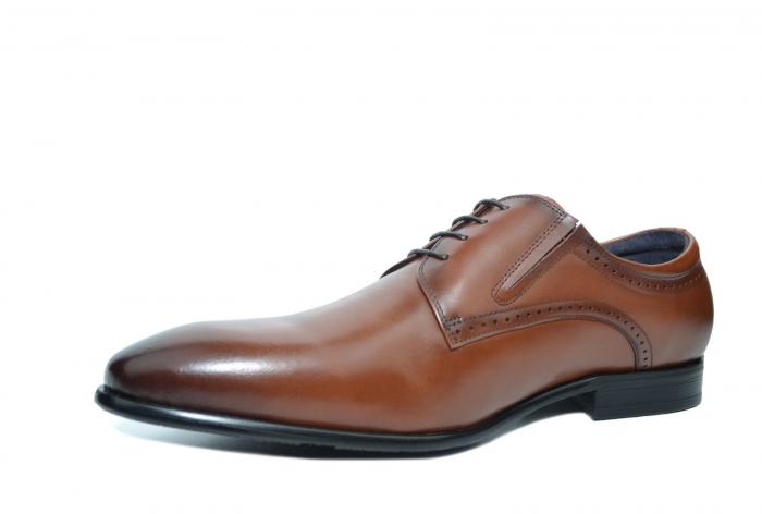 Pantofi Barbati Piele Naturala Maro Andrew B00025 2