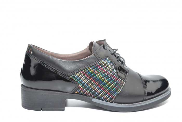Pantofi Piele Naturala Anita 0