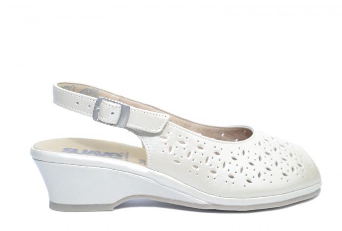 Sandale Piele Naturala Bej Amelie 0