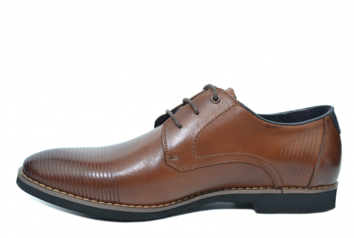 Pantofi Barbati Piele Naturala Maro Horia B00031 [1]