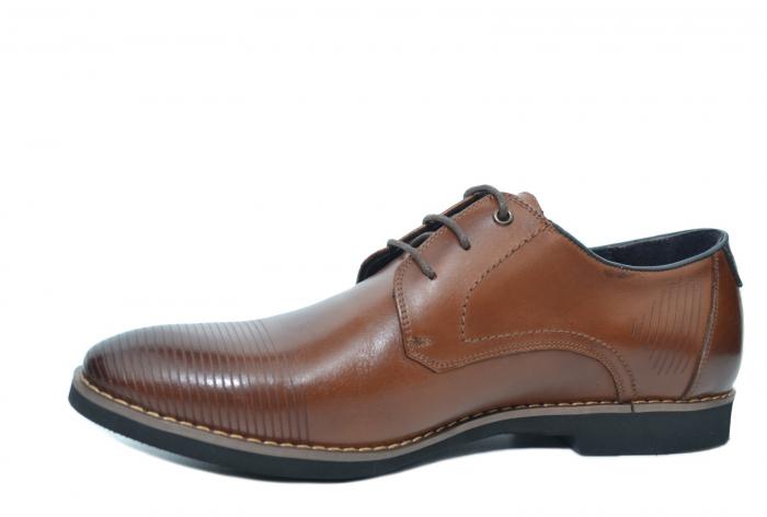 Pantofi Barbati Piele Naturala Maro Horia B00031 [2]