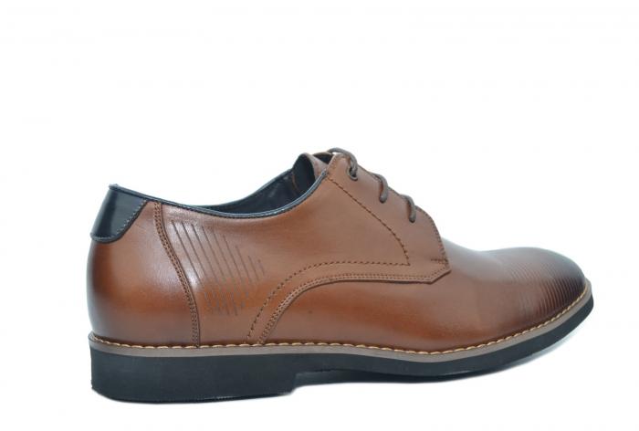 Pantofi Barbati Piele Naturala Maro Horia B00031 [3]