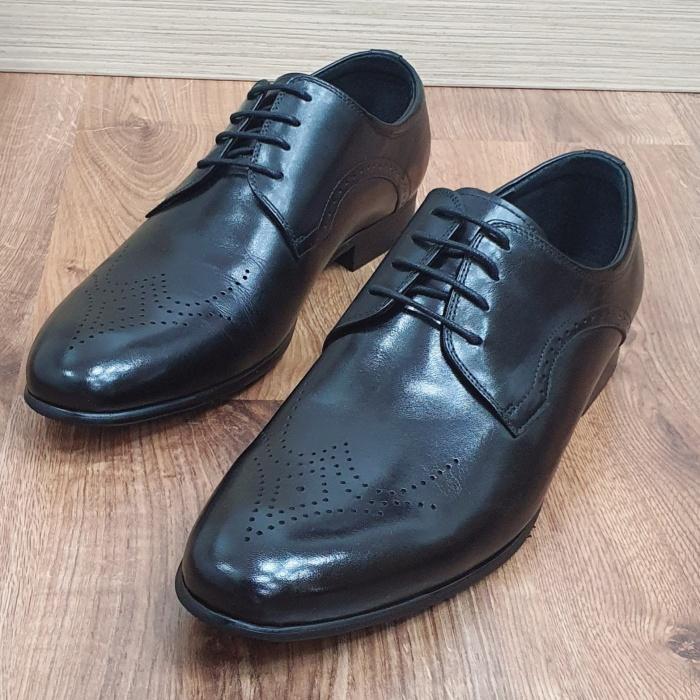 Pantofi Barbati Piele Naturala Negri Corneliu B00083 4