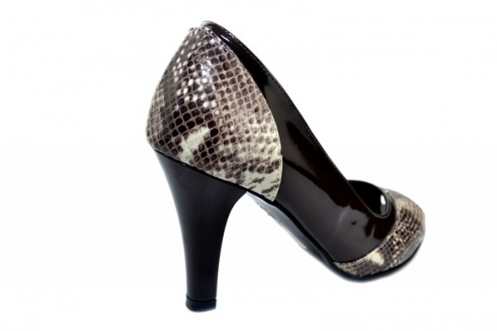Pantofi Dama Piele Naturala Maro Amata D01323 3
