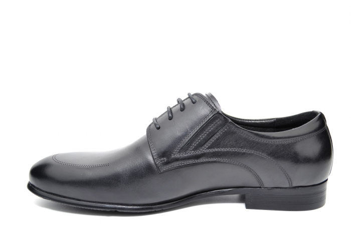 Pantofi Barbati Piele Naturala Negri Andy B00014 1