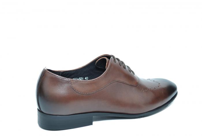 Pantofi Barbati Piele Naturala Maro Bailey B00016 [3]