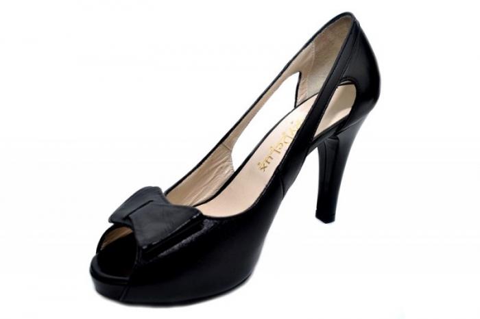 Pantofi Piele Belle 2