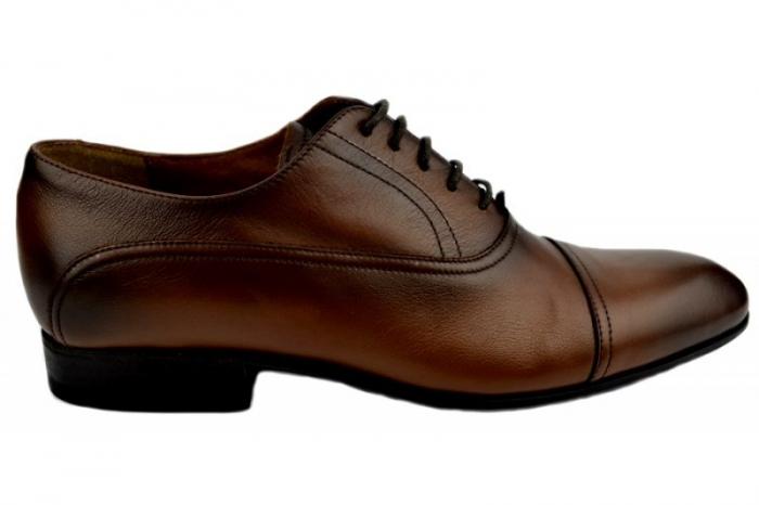 Pantofi Barbati Piele Naturala Maro Denis Aiden B00004 0