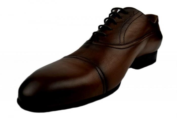 Pantofi Barbati Piele Naturala Maro Denis Aiden B00004 2