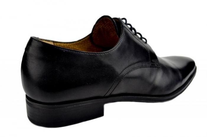 Pantofi Barbati Piele Naturala Negri Denis Mason B00007 3