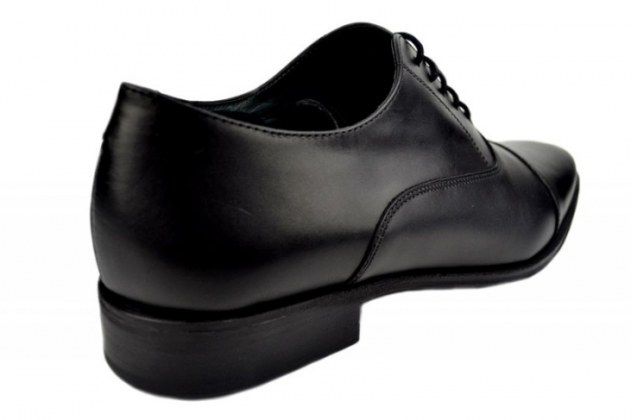 Pantofi Barbati Piele Naturala Negri Denis Oliver B00006 3