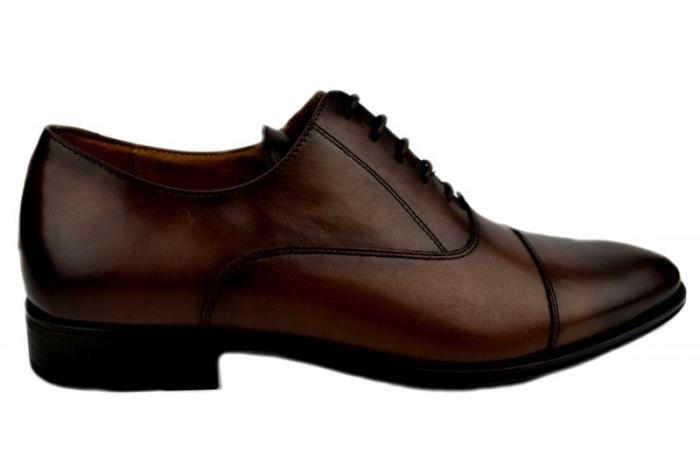 Pantofi Barbati Piele Naturala Maro Denis Oliver B00005 0