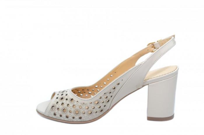 Sandale Piele Guban Mikaely 1