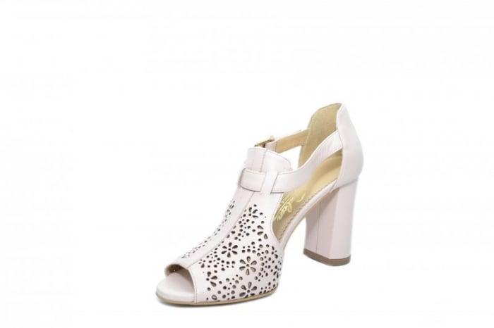 Pantofi Piele Guban Mina 2