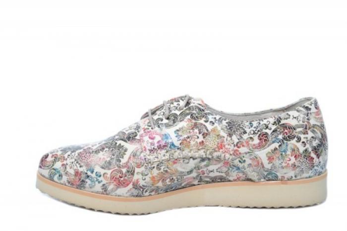 Pantofi Casual Piele Naturala Kalista D02038 10