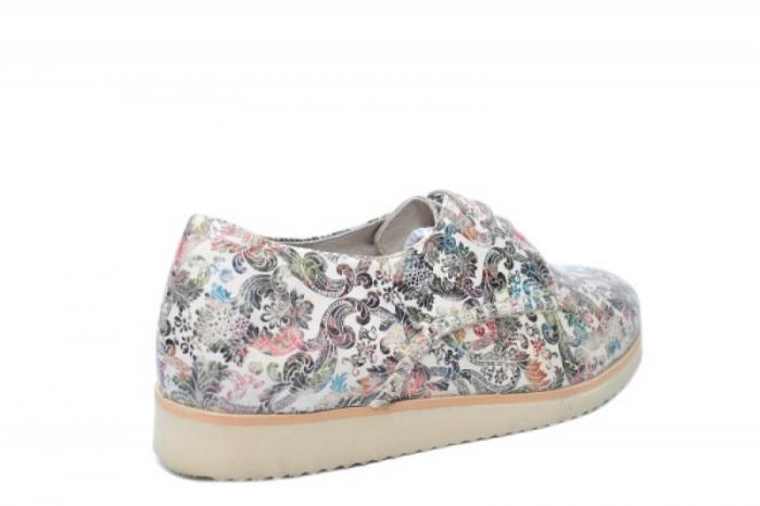 Pantofi Casual Piele Naturala Kalista D02038 12