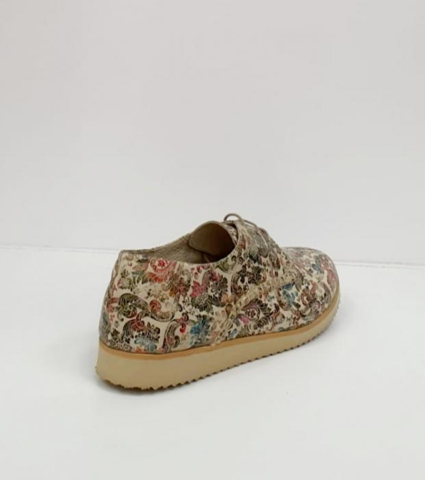 Pantofi Casual Piele Naturala Kalista D02038 8