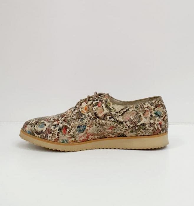 Pantofi Casual Piele Naturala Kalista D02038 6