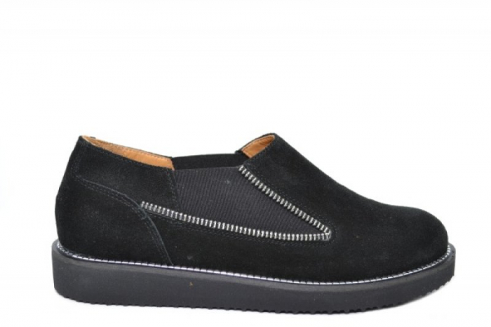 Pantofi Piele Keira 0