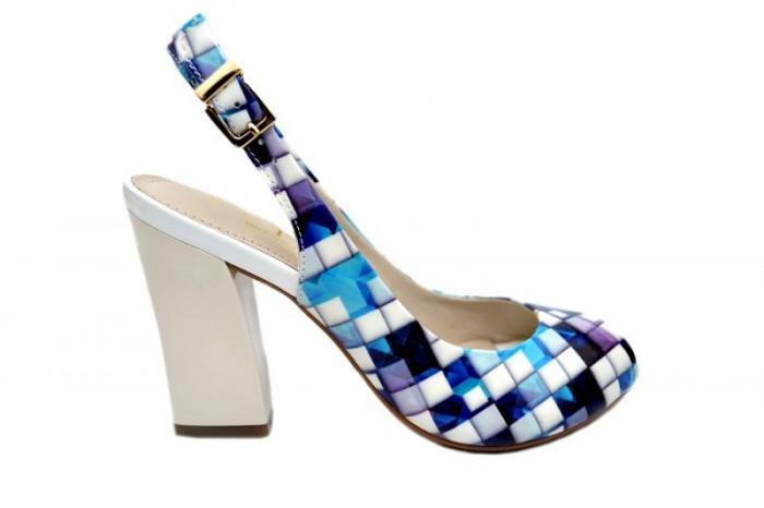 Pantofi Piele Kiros 0