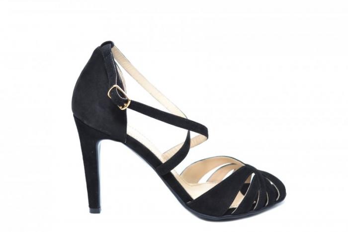 Pantofi Piele Lola 0
