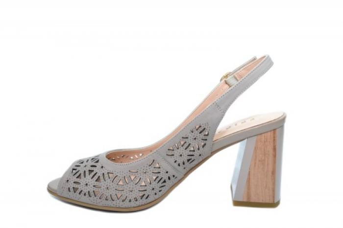 Sandale Piele Narcisa 1