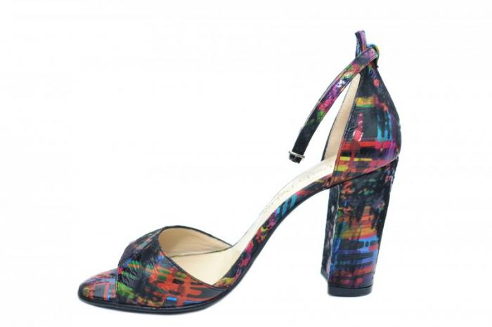 Pantofi Piele Natasa 1