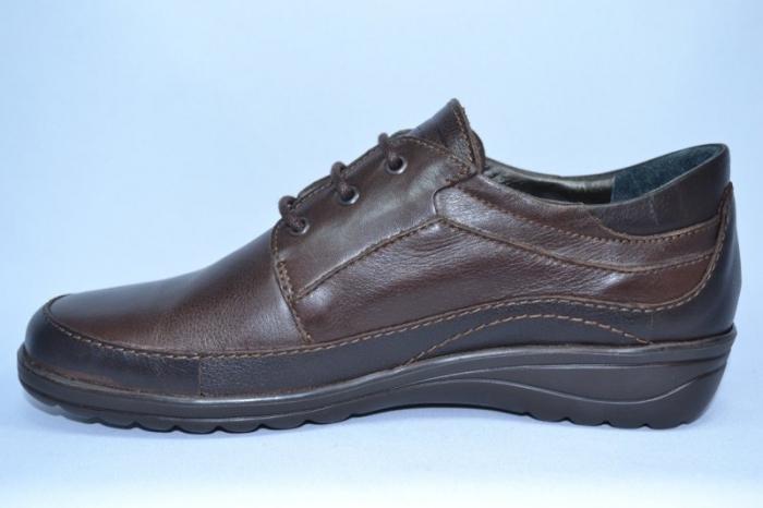 Pantofi Casual Piele Naturala Maro Belona D00723 1