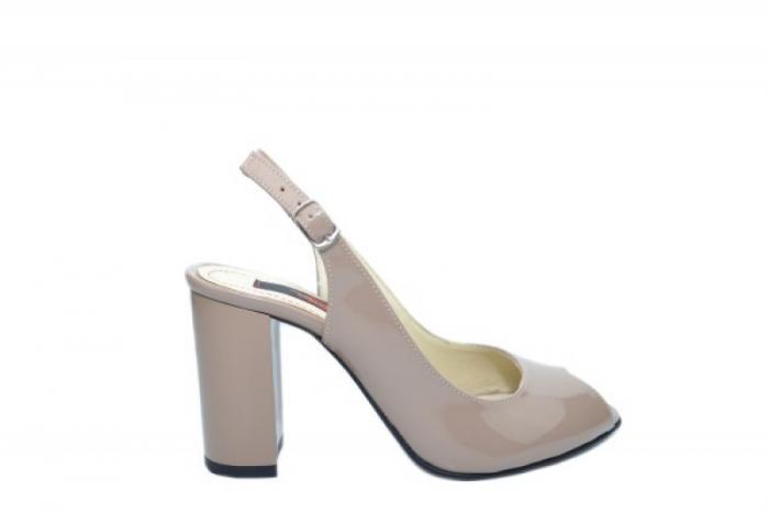 Sandale Piele Pippa 0