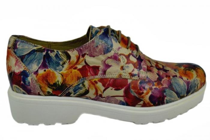 Pantofi Piele Prego Eva 0
